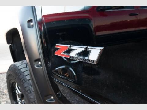 2017 Chevrolet Silverado 1500 for sale at REVEURO in Las Vegas NV