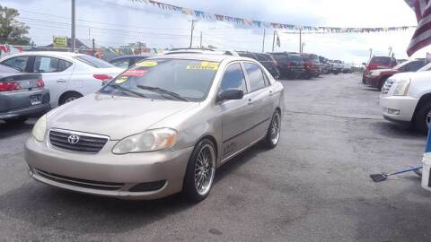 2007 Toyota Corolla for sale at GP Auto Connection Group in Haines City FL