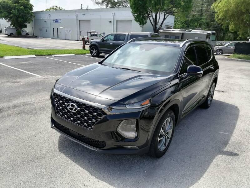 2019 Hyundai Santa Fe for sale in Hallandale Beach, FL