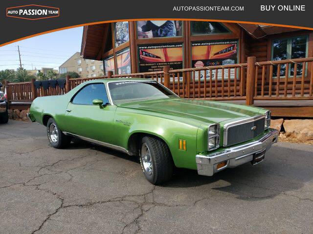 1977 Chevrolet El Camino for sale in Saint George, UT