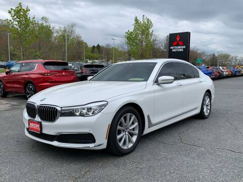 2019 BMW 7 Series for sale at Midstate Auto Group in Auburn MA