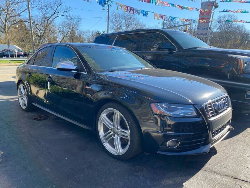 2012 Audi S4 for sale at WOLF'S ELITE AUTOS in Wilmington DE