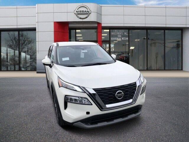 2021 Nissan Rogue for sale in Boardman, OH
