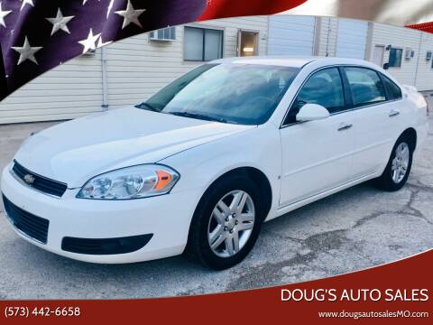 2007 Chevrolet Impala for sale at Doug's Auto Sales in Columbia MO
