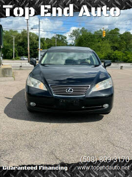 2009 Lexus ES 350 for sale at Top End Auto in North Atteboro MA