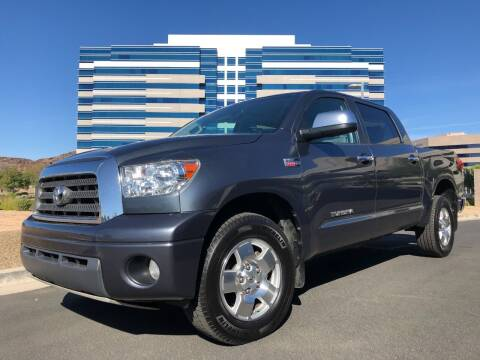 2007 Toyota Tundra for sale at Day & Night Truck Sales in Tempe AZ
