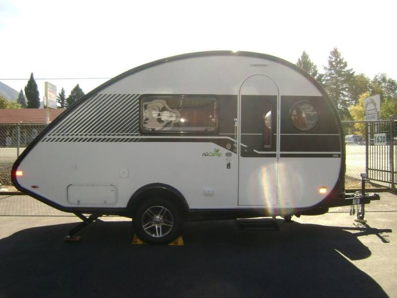 2018 NuCamp T@B 400 / 18ft for sale at Jim Clarks Consignment Country - Travel Trailers in Grants Pass OR