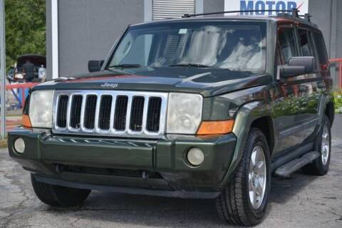 2007 Jeep Commander for sale at Motor Car Concepts II - Apopka Location in Apopka FL