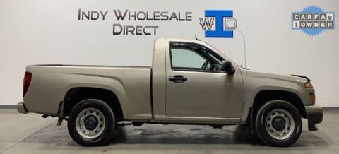 2009 Chevrolet Colorado for sale at Indy Wholesale Direct in Carmel IN
