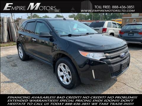 2011 Ford Edge for sale at Empire Motors LTD in Cleveland OH