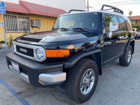 2012 Toyota FJ Cruiser for sale at Auto Ave in Los Angeles CA