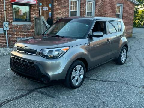 2016 Kia Soul for sale at Ludlow Auto Sales in Ludlow MA
