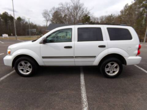 2008 Dodge Durango for sale at West End Auto Sales LLC in Richmond VA