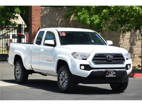 2019 Toyota Tacoma for sale at A-1 Auto Wholesale in Sacramento CA