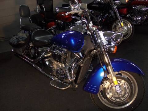 2006 Honda VTX for sale at Fulmer Auto Cycle Sales - Fulmer Auto Sales in Easton PA