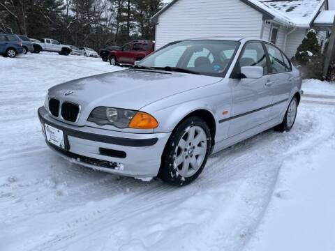 2001 BMW 3 Series for sale at Williston Economy Motors in Williston VT