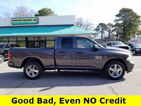 2014 RAM Ram Pickup 1500 for sale at Action Auto Specialist in Norfolk VA