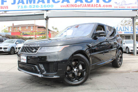 2018 Land Rover Range Rover Sport for sale at MIKEY AUTO INC in Hollis NY