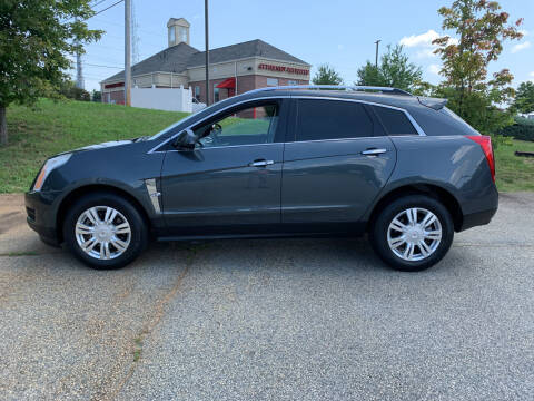 2011 Cadillac SRX for sale at Bill Henderson Auto Group Inc in Statesville NC