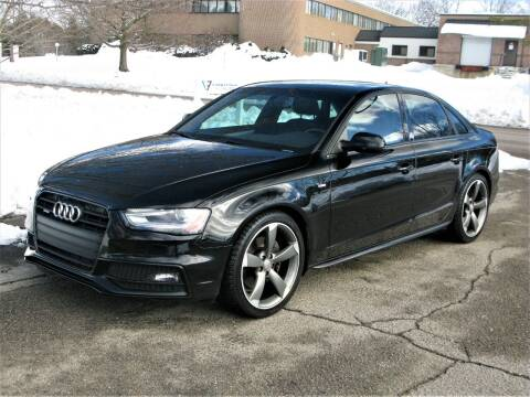2015 Audi A4 for sale at The Car Vault in Holliston MA