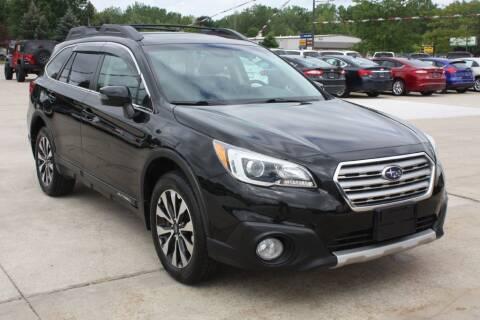 2015 Subaru Outback for sale at Sandusky Auto Sales in Sandusky MI
