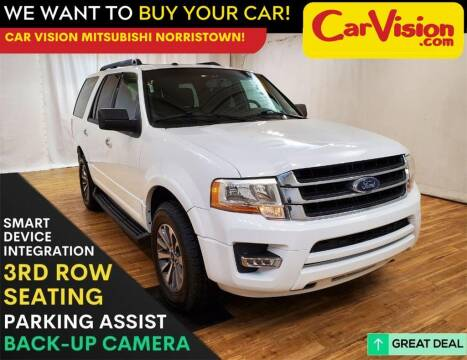 2017 Ford Expedition for sale at Car Vision Mitsubishi Norristown in Trooper PA