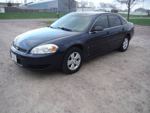 2007 Chevrolet Impala for sale at Car Corner in Sioux Falls SD