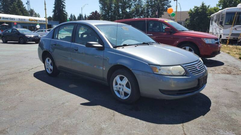 2006 Saturn Ion for sale at Good Guys Used Cars Llc in East Olympia WA