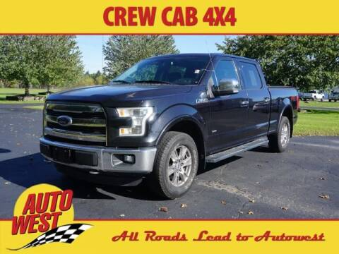 2015 Ford F-150 for sale at Autowest Allegan in Allegan MI