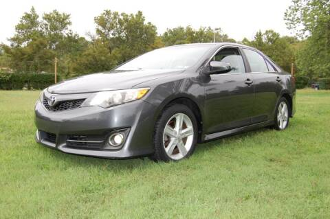 2012 Toyota Camry for sale at New Hope Auto Sales in New Hope PA