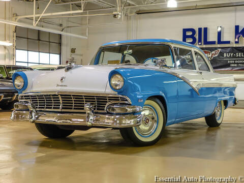 1956 Ford Fair lane for sale at Bill Kay Corvette's and Classic's in Downers Grove IL