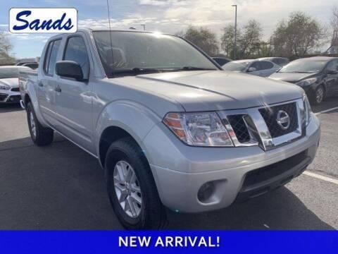 2018 Nissan Frontier for sale at Sands Chevrolet in Surprise AZ