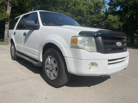 2009 Ford Expedition for sale at Thornhill Motor Company in Lake Worth TX