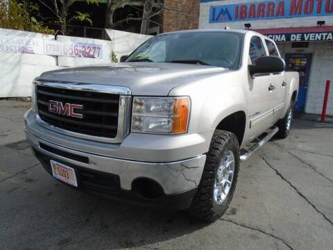 2009 GMC Sierra 1500 for sale at IBARRA MOTORS INC in Cicero IL