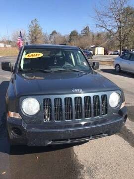 2008 Jeep Patriot for sale at SRI Auto Brokers Inc. in Rome GA