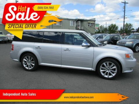 2011 Ford Flex for sale at Independent Auto Sales #2 in Spokane WA
