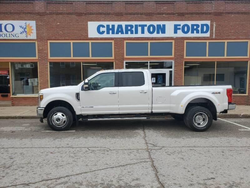 2019 Ford F-350 Super Duty for sale at Chariton Ford in Chariton IA