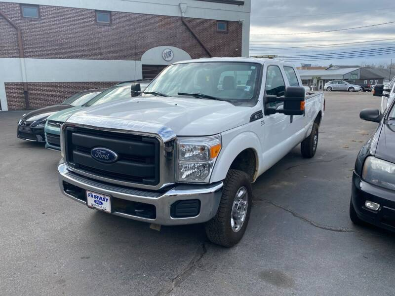 2016 Ford F-250 Super Duty for sale at Blue Bird Motors in Crossville TN