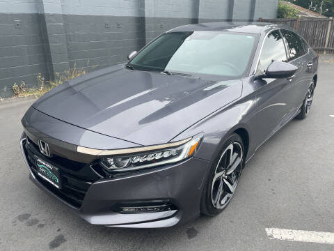 2019 Honda Accord for sale at APX Auto Brokers in Lynnwood WA