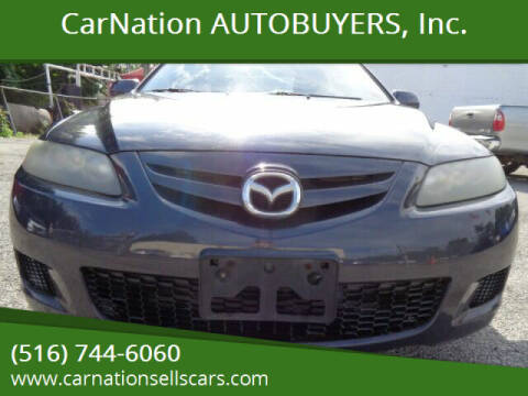 2007 Mazda MAZDA6 for sale at CarNation AUTOBUYERS, Inc. in Rockville Centre NY