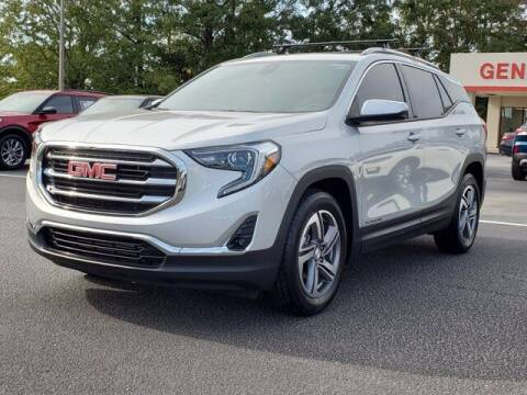 2018 GMC Terrain for sale at Gentry & Ware Motor Co. in Opelika AL