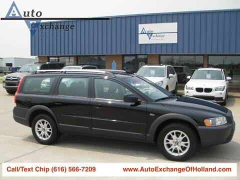 2006 Volvo XC70 for sale at Auto Exchange Of Holland in Holland MI