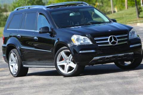 2011 Mercedes-Benz GL-Class for sale at MGM Motors LLC in De Soto KS