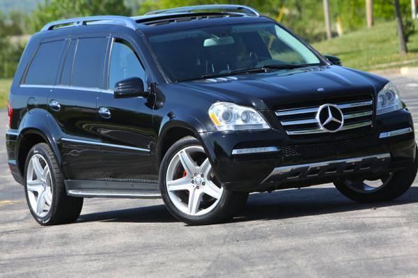 2011 Mercedes-Benz GL-Class for sale at MGM Motors LLC in De Soto KS