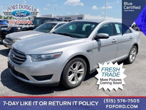 2014 Ford Taurus for sale at Fort Dodge Ford Lincoln Toyota in Fort Dodge IA