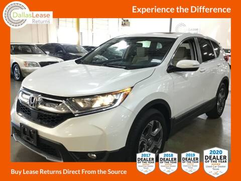 2019 Honda CR-V for sale at Dallas Auto Finance in Dallas TX