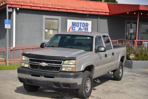 2006 Chevrolet Silverado 2500HD for sale at Motor Car Concepts II - Kirkman Location in Orlando FL