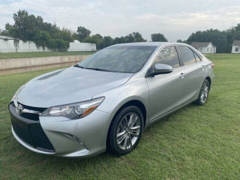2017 Toyota Camry for sale at Bryans Car Corner in Chickasha OK
