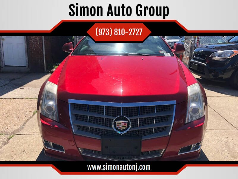 2011 Cadillac CTS for sale at Simon Auto Group in Newark NJ