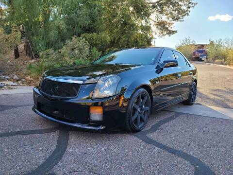 2004 Cadillac CTS-V for sale at BUY RIGHT AUTO SALES in Phoenix AZ
